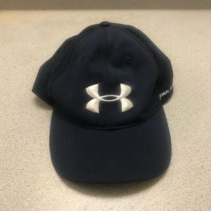 Under armour fitted hat - Dark Blue